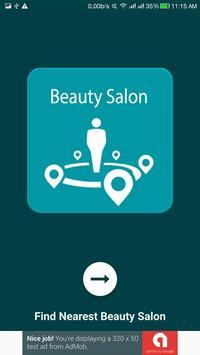 Nearby Near Me Beauty Salon screenshot 1