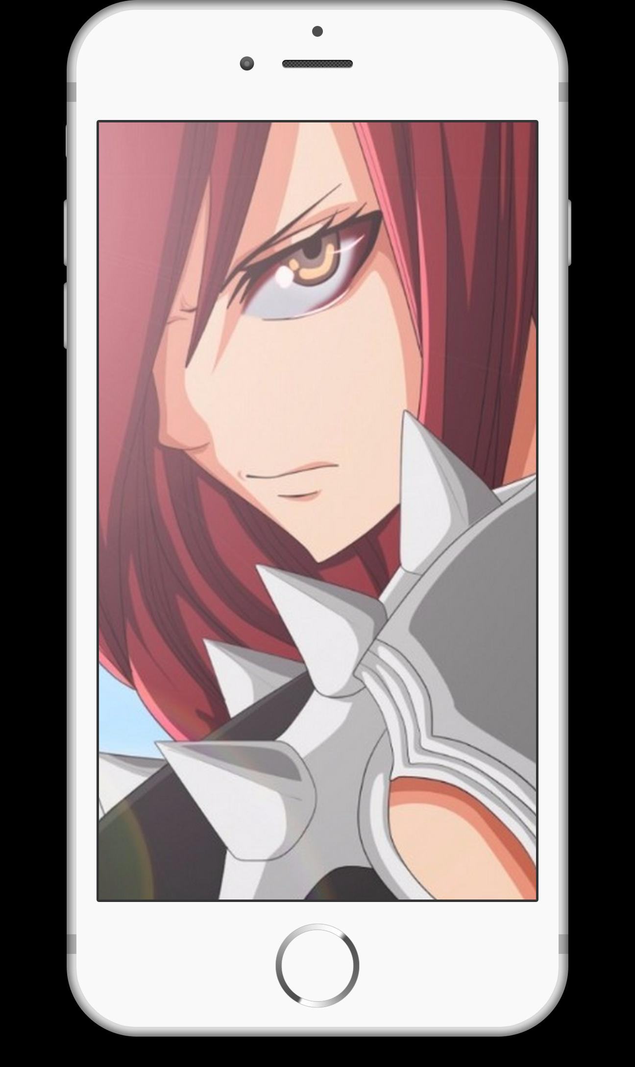 Erza Scarlet Fairy Tail Wallpaper Hd For Android Apk Download