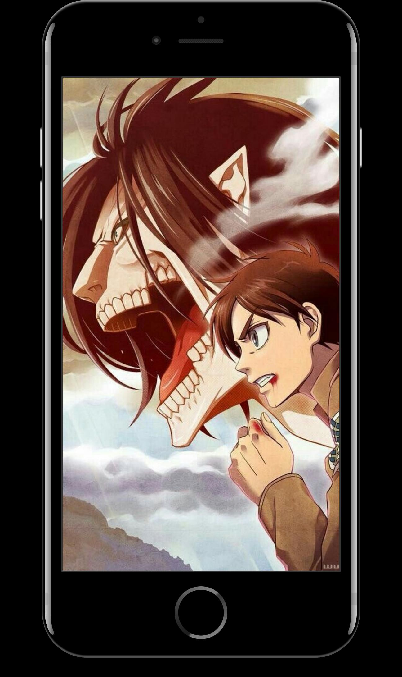 Eren Yeager Wallpapers Hd For Android Apk Download