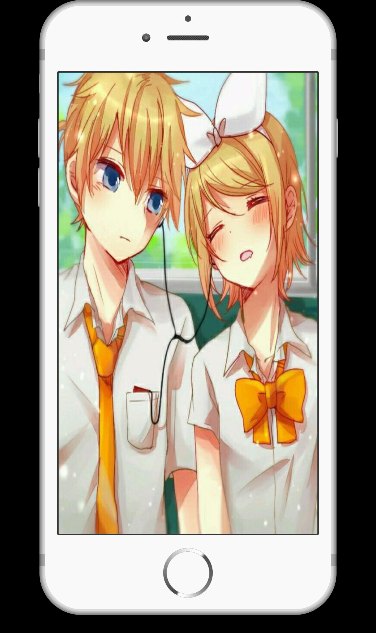 Kagamine Len And Rin Anime Wallpapers Hd For Android Apk