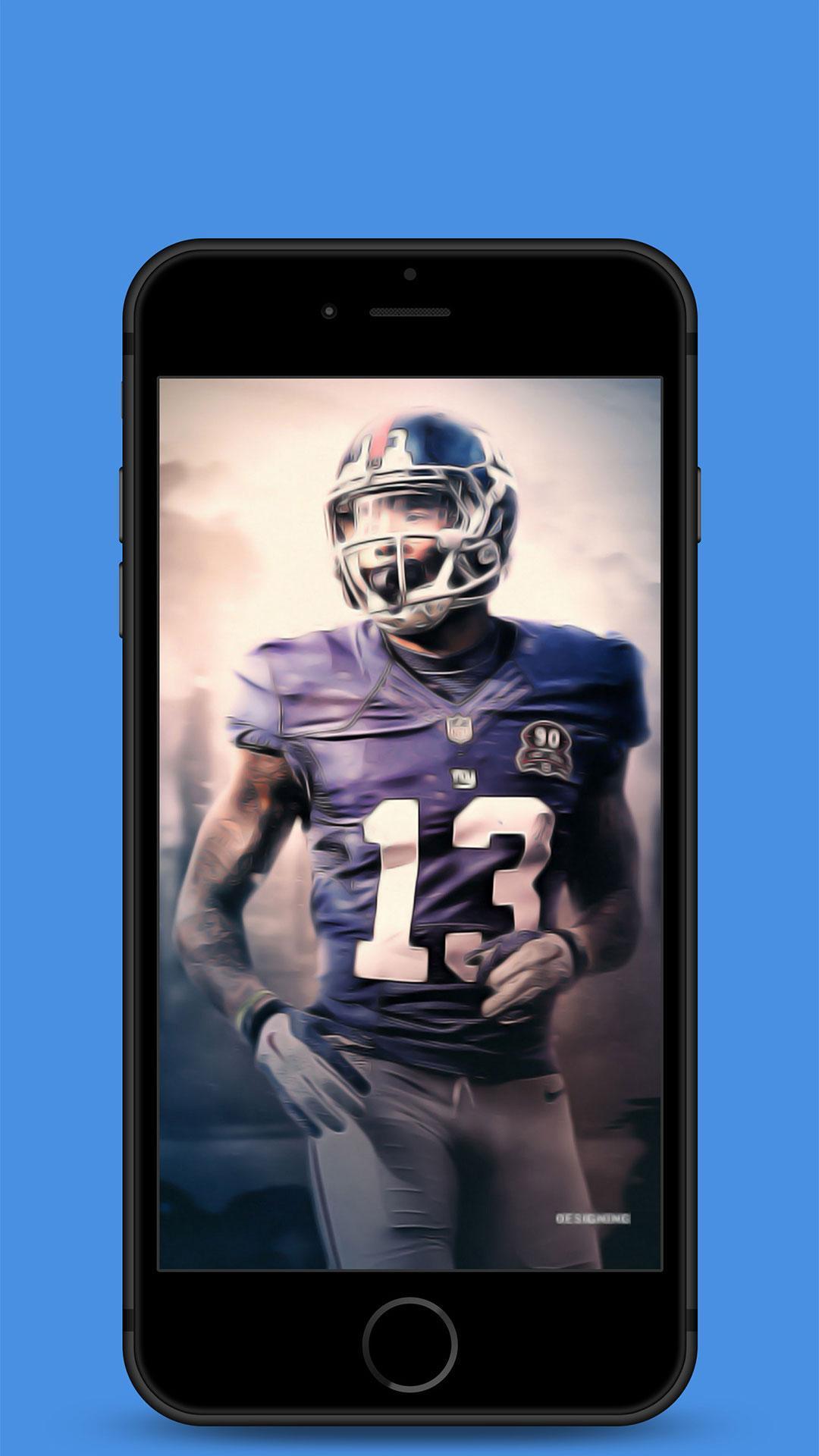 Odell Beckham Jr Wallpapers Hd 4k Nfl For Android Apk Download