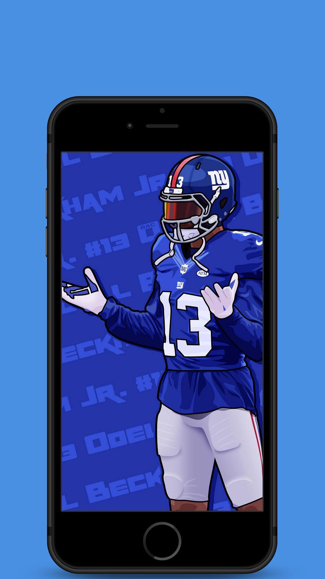 0258e590 Odell Beckham Jr Wallpapers HD 4K NFL for Android - APK Download