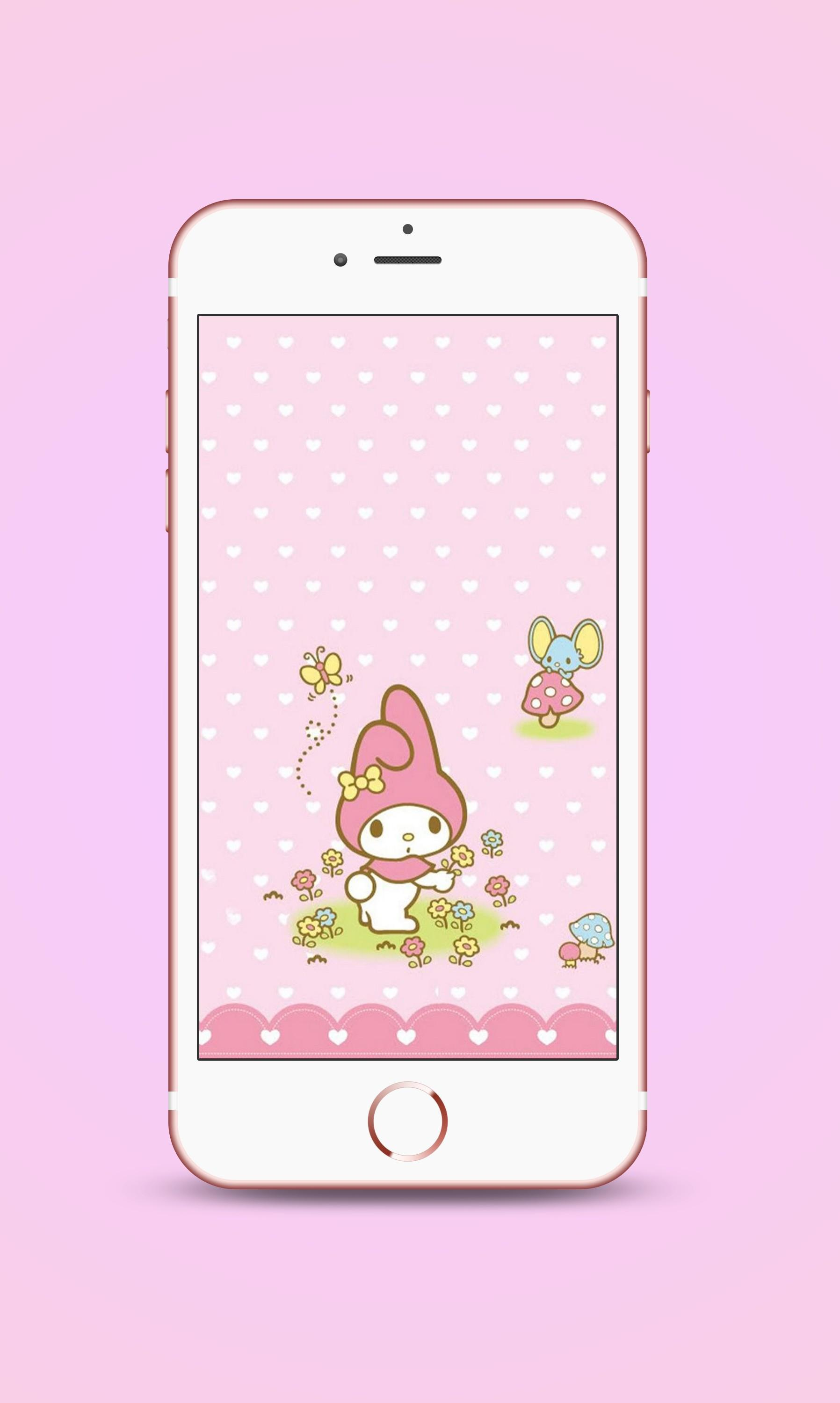 My Melody Wallpapers sanrio HD for Android - APK Download
