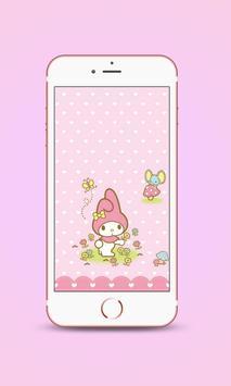 My Melody Wallpapers Sanrio HD Screenshot 12