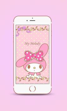 My Melody Wallpapers Sanrio HD Screenshot 13