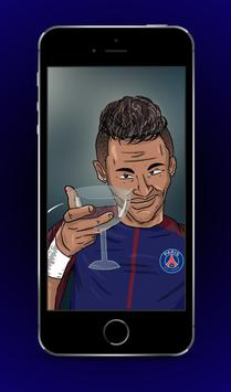 Neymar Jr Wallpapers PSG Screenshot 5