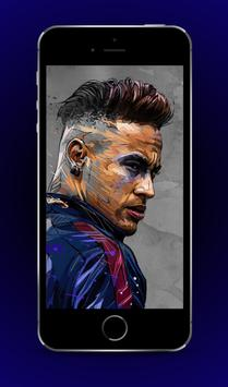 Neymar Jr Wallpapers PSG Screenshot 8