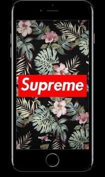 Supreme Wallpaper Background 4K HD Screenshot 7