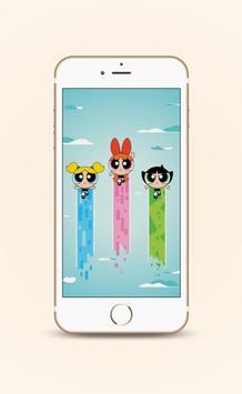 Powerpuff Girls Wallpapers HD screenshot 8