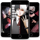 Tokyo Ghoul Wallpapers HD icon