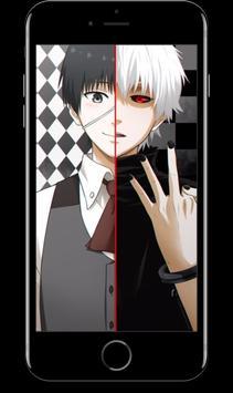 Tokyo Ghoul Wallpapers HD screenshot 12