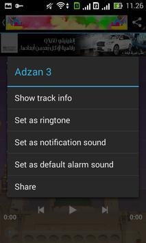 Beautyful Adzan/Athan apk screenshot