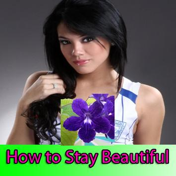 How to Stay Beautiful poster