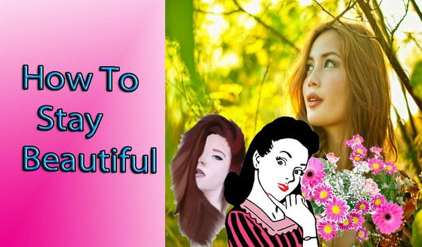 How to Stay Beautiful apk screenshot
