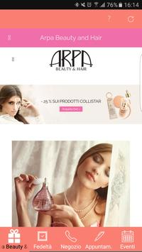 Arpa Beauty & Hair poster