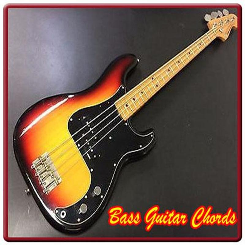 Bass Guitar Chords Apk