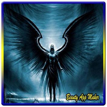 Dark Angel Wallpaper poster