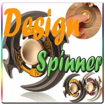 Design Spinner poster