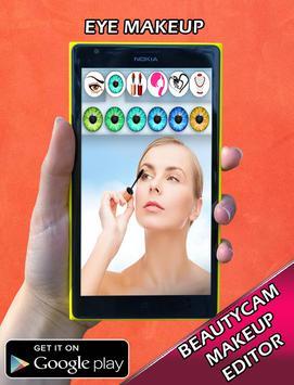 Beautycam You Makeup Editor poster