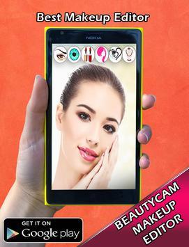 Beautycam You Makeup Editor screenshot 3