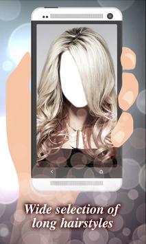 Long Hair Makeover Montage apk screenshot