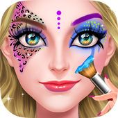 Face Paint Girl: Costume Party icon