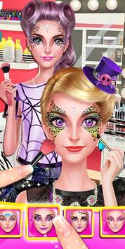 Face Paint Girl: Costume Party poster