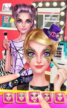 Face Paint Girl: Costume Party screenshot 10