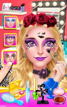 Face Paint Girl: Costume Party screenshot 11