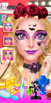 Face Paint Girl: Costume Party screenshot 1