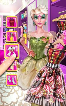 Face Paint Girl: Costume Party screenshot 9