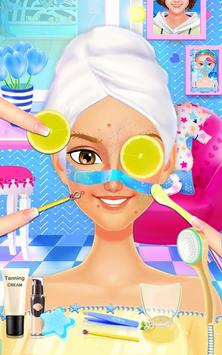 Summer Girls Beach Party Salon apk screenshot