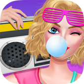 Back to the 80s - Retro Party icon