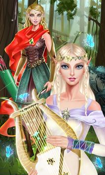 Magic Elf Princess: Girls Game poster