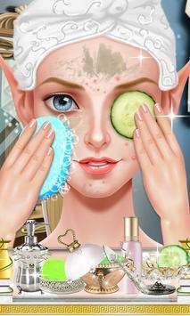 Magic Elf Princess: Girls Game apk screenshot