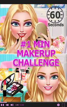Fashion Blogger - 1 Min Makeup screenshot 5