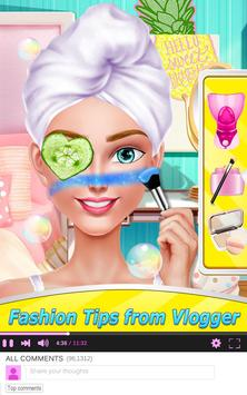 Fashion Blogger - 1 Min Makeup screenshot 6