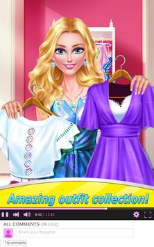 Fashion Blogger - 1 Min Makeup screenshot 8