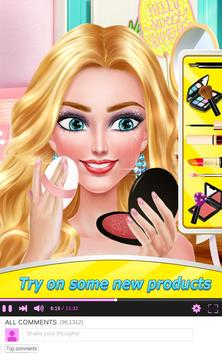 Fashion Blogger - 1 Min Makeup screenshot 12