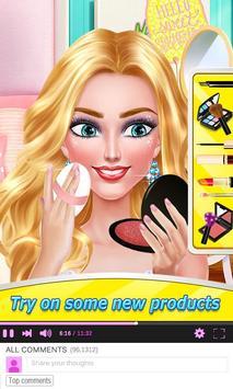 Fashion Blogger - 1 Min Makeup screenshot 2