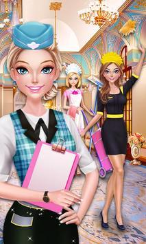Hotel Hostess Girl - Dream Job poster