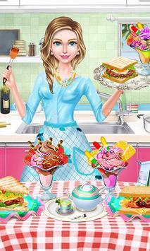 Sunny Cafe: Sandwich Bar Story screenshot 4
