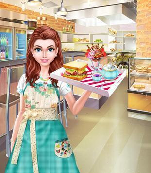 Sunny Cafe: Sandwich Bar Story screenshot 7