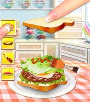 Sunny Cafe: Sandwich Bar Story screenshot 8