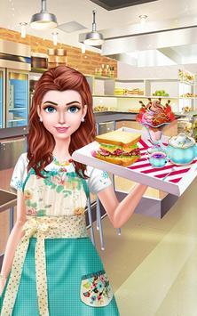 Sunny Cafe: Sandwich Bar Story screenshot 11