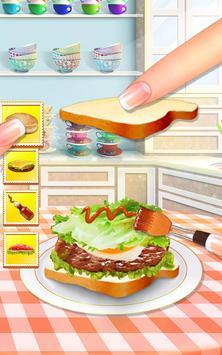 Sunny Cafe: Sandwich Bar Story screenshot 12