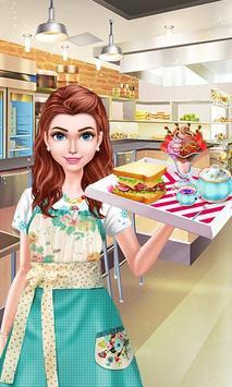 Sunny Cafe: Sandwich Bar Story screenshot 2