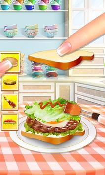 Sunny Cafe: Sandwich Bar Story screenshot 3