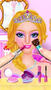 Beauty Queen™ Royal Salon SPA poster