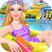Water Park Salon - Summer Girl icon